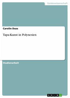 Tapa-Kunst in Polynesien (eBook, PDF)