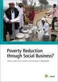 Poverty Reduction through Social Business? (eBook, PDF)