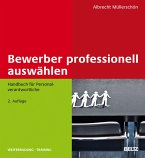 Bewerber professionell auswählen (eBook, PDF)