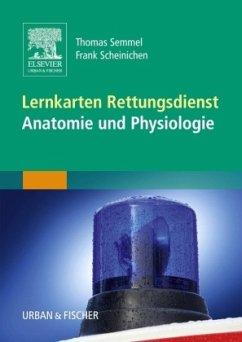 Lernkarten Rettungsdienst - Semmel, Thomas; Scheinichen, Frank