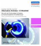 Alternative Antriebe - E-Mobilität - Unterlagen für Lehrer im Ordner