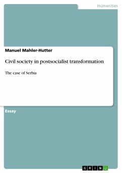 Civil society in postsocialist transformation (eBook, PDF)