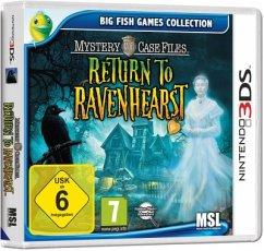 Mystery Case Files: Rückkehr nach Ravenhearst (Nintendo 3DS) - Preisvergleich