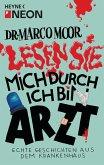 Dr. Marco Moor - Lesen Sie mich durch, ich bin Arzt! (eBook, ePUB)