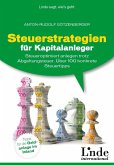 Steuerstrategien für Kapitalanleger (eBook, ePUB)