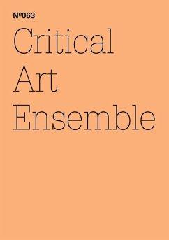 Critical Art Ensemble (eBook, ePUB)