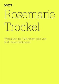Rosemarie Trockel (eBook, ePUB)