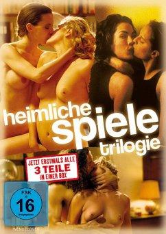 Heimliche Spiele Trilogie (3 DVDs) DVD-Box
