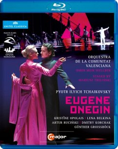 Eugen Onegin - Wellber/Opolais/Belkina/Rucinski