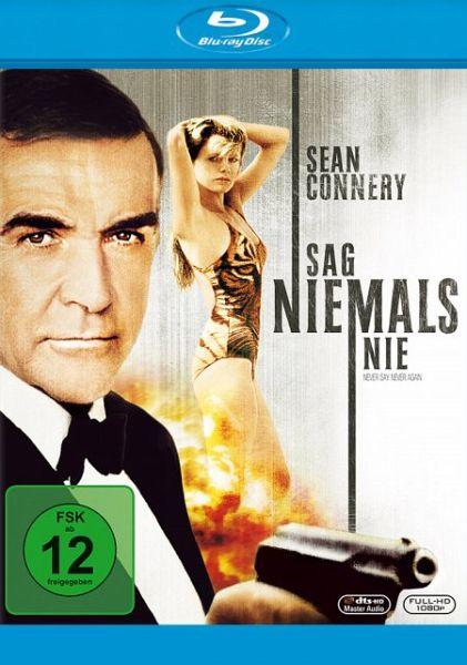 James Bond 007 - Sag niemals nie - Film auf Blu-ray Disc - buecher.de