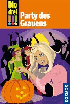 Party des Grauens / Die drei Ausrufezeichen Bd.32 (eBook, ePUB) - Vogel, Maja von
