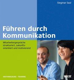 Führen durch Kommunikation (eBook, PDF) - Saul, Siegmar