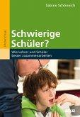 Schwierige Schüler? (eBook, PDF)