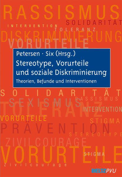 Stereotype, Vorurteile und soziale Diskriminierung (eBook