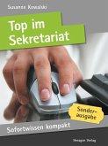 Sofortwissen kompakt: Top im Sekretariat (eBook, ePUB)