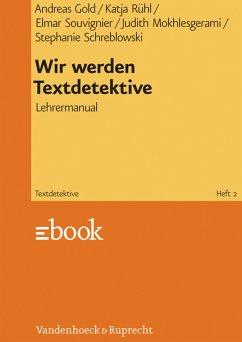 Wir werden Textdetektive (eBook, PDF)