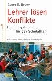 Lehrer lösen Konflikte (eBook, PDF)