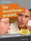 Sofortwissen kompakt: Das Vorstellungsgespräch (eBook, ePUB)