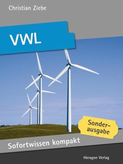 Sofortwissen kompakt: VWL (eBook, ePUB) - Ziebe, Christian