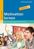 Motivation lernen (eBook, PDF)