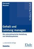 Gehalt und Leistung managen (eBook, PDF)