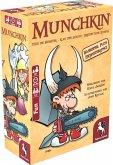 Pegasus Spiele 17222G - Munchkin 1+2