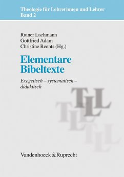 Elementare Bibeltexte (eBook, PDF)