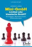 Mini-GmbH, Limited oder klassische GmbH? (eBook, PDF)