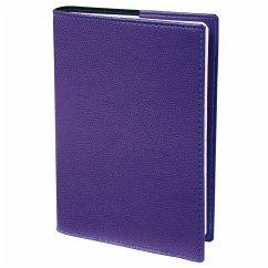 Taschenkalender 2021/2022 Texthebdo Club violett