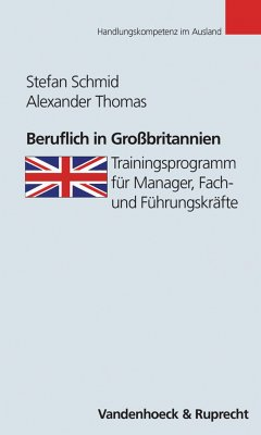 Beruflich in Großbritannien (eBook, PDF) - Thomas, Alexander; Schmid, Stefan