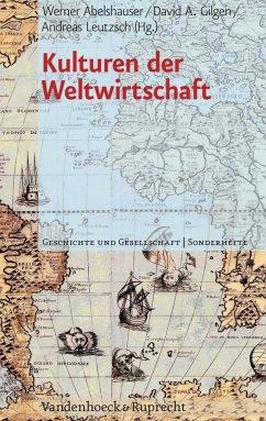 Kulturen der Weltwirtschaft (eBook, PDF)