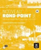 Nouveau Rond-Point 3. Cahier d'exercices + CD audio (B2)