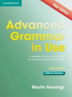Edition without answers / Advanced Grammar in Use, New edition