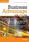 Classware,DVD-ROM / Business Advantage .C1-C2