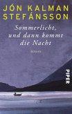 Sommerlicht, und dann kommt die Nacht (eBook, ePUB)