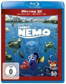 Findet Nemo (Blu-ray 3D, + Blu-ray 2D)