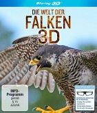 Welt der Falken 3D (Blu-ray 3D)