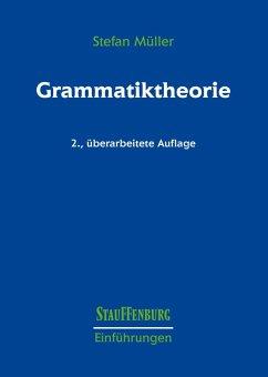 Grammatiktheorie (eBook, PDF) - Müller, Stefan