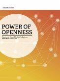 Power of Openess (eBook, PDF)