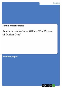 Aestheticism In Oscar Wildes The Picture Of Dorian Gray Ebook