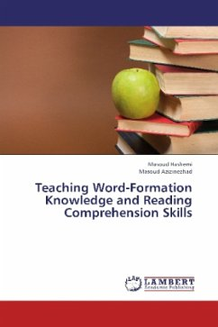 Teaching Word-Formation Knowledge and Reading Comprehension Skills