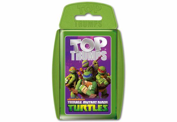 Top Trumps Teenage Mutant Ninja Turtle