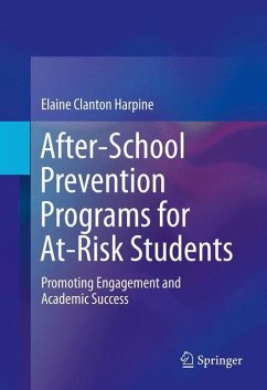 After-School Prevention Programs for At-Risk Students - Clanton Harpine, Elaine