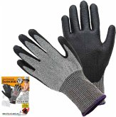 Kids at Work Schnitzschutzhandschuhe Handschuhe Größe S