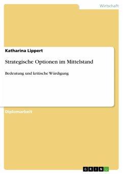 Strategische Optionen im Mittelstand (eBook, PDF)