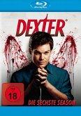 Dexter - Die sechste Staffel BLU-RAY Box