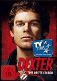 Dexter - 3. Staffel DVD-Box