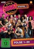 Köln 50667 - Staffel 1 (Folge 1-20) (4 Discs)