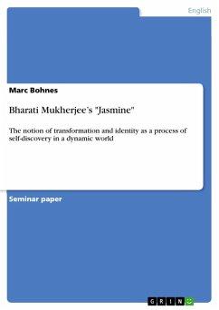 "Bharati Mukherjee's ""Jasmine"" (eBook, PDF)"