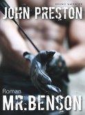 Mr. Benson (Klassiker der schwulen SM-Literatur) (eBook, ePUB)
